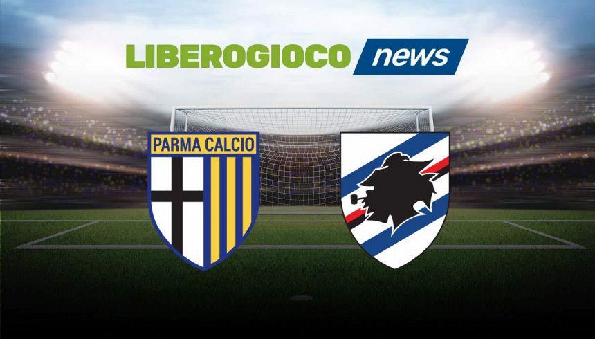 Lab facts su Parma Sampdoria