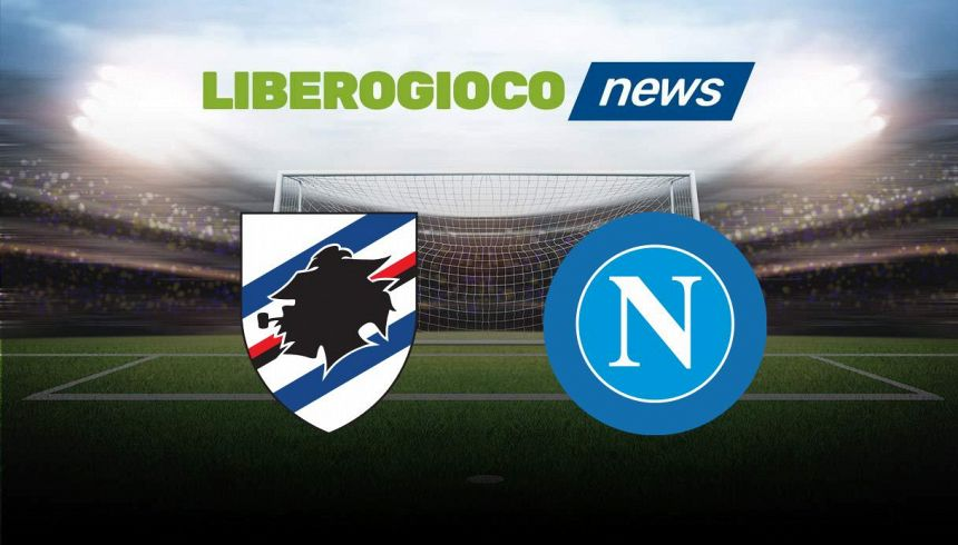 Lab facts su Sampdoria Napoli