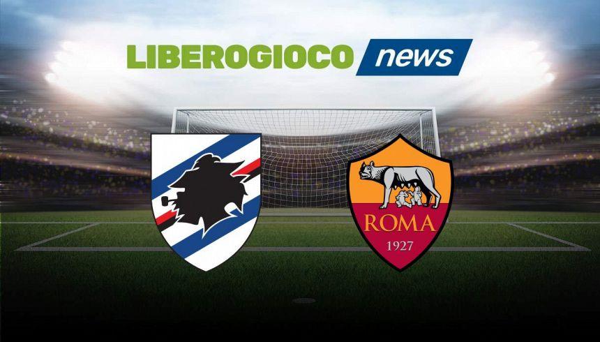 Lab facts su Sampdoria Roma