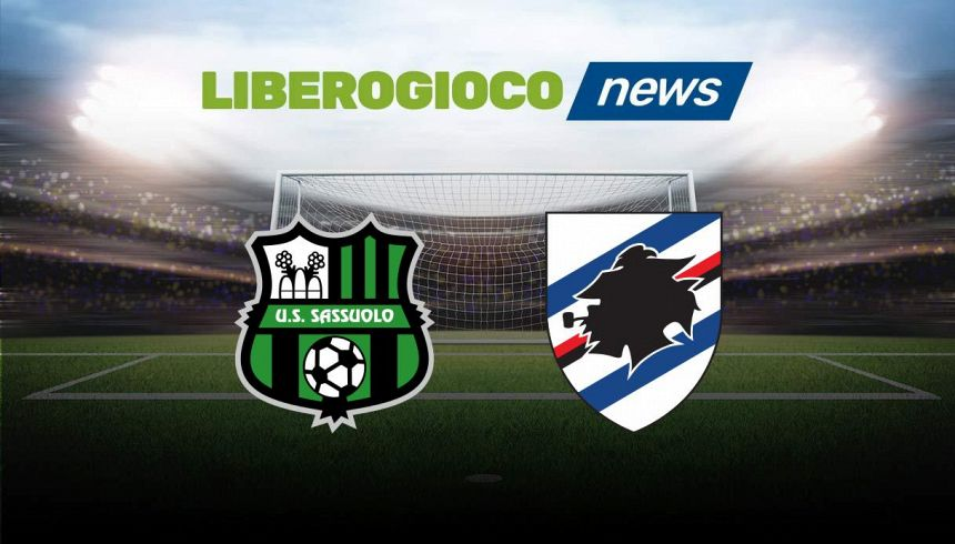 Lab facts su Sassuolo Sampdoria