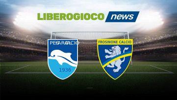 Lab facts su Pescara Frosinone