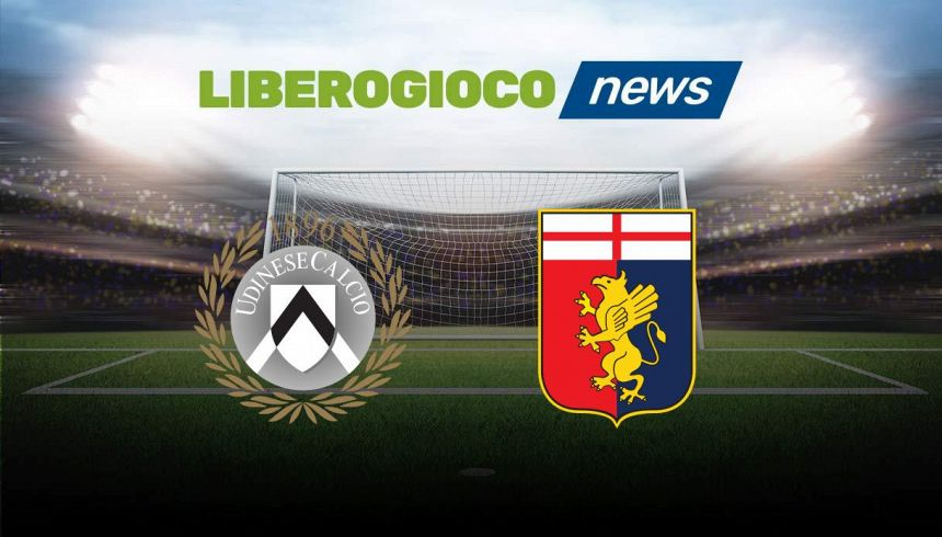 Lab facts su Udinese Genoa