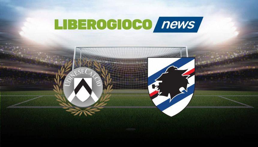 Lab facts su Udinese Sampdoria