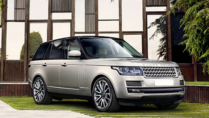Range Rover 5.0 Supercharged Autobiography