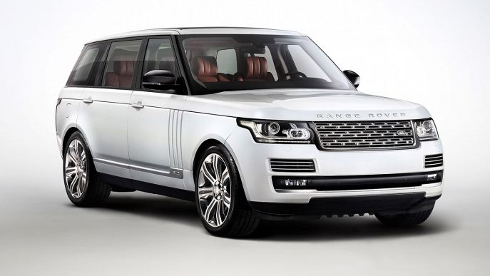Range Rover 5.0 Supercharged Fifty LWB