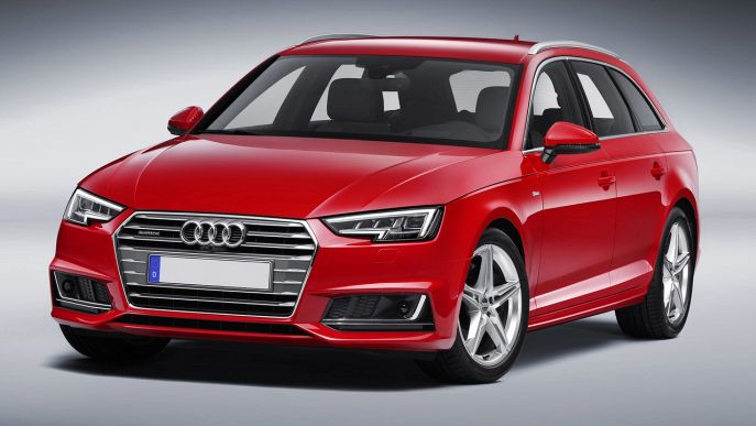A4 Avant 35 TFSI Business Advanced