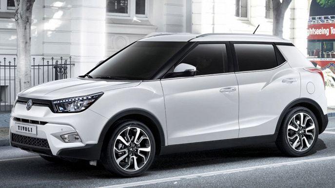 Tivoli 1.6 4WD Bi-fuel GPL Dream aut.