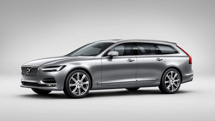 V90 D4 AWD Geartronic Momentum Business Pro
