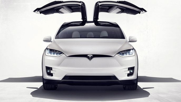 Model X Long Range AWD