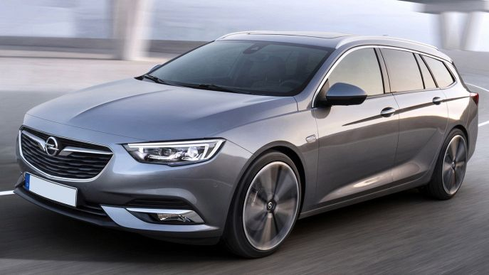 Insignia 2.0 CDTI S&S Sports Tourer Business