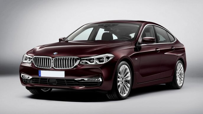630d xDrive Gran Turismo Business