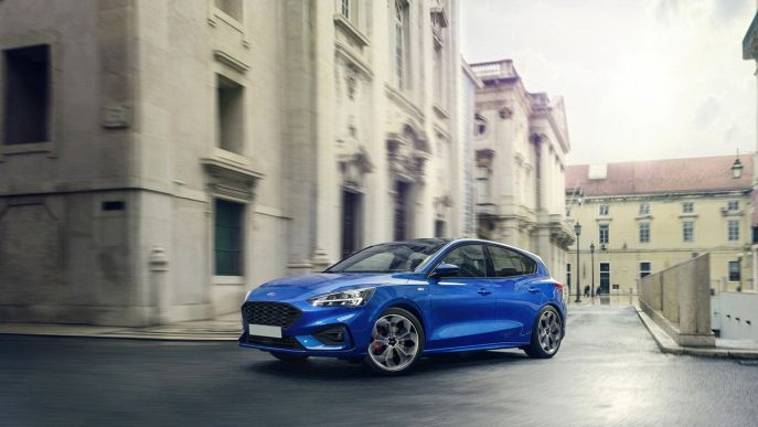 Focus 1.0 EcoBoost 100 CV 5p. Business