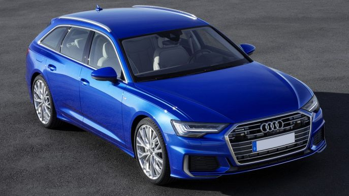 A6 Avant 55 3.0 TFSI quattro ultra S tronic Business Plus