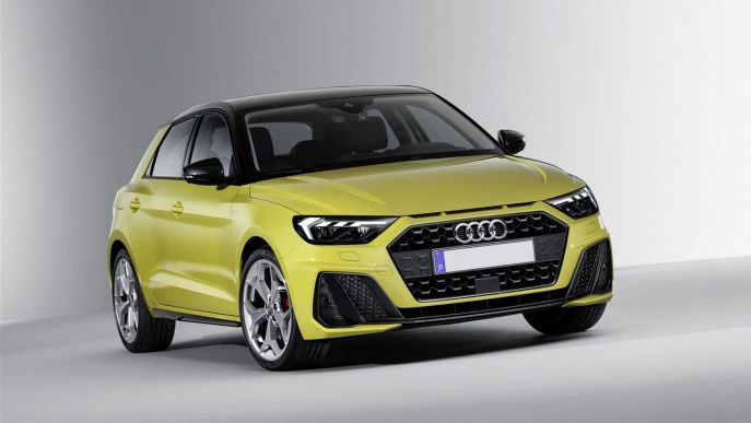 A1 SPB 25 TFSI S tronic Admired Advanced