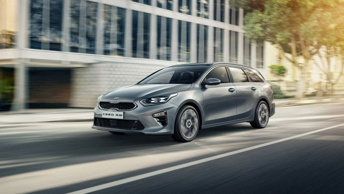 Ceed 1.6 CRDi 136 CV MHEV iMT SW Business Class