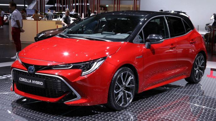 Corolla 1.8 Hybrid Style