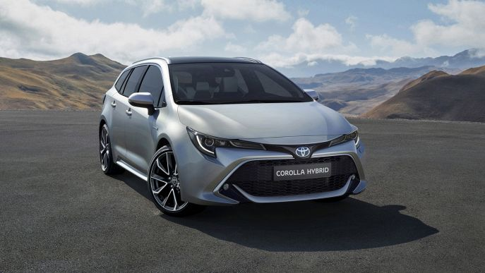 Corolla Touring Sports 1.8 Hybrid Business