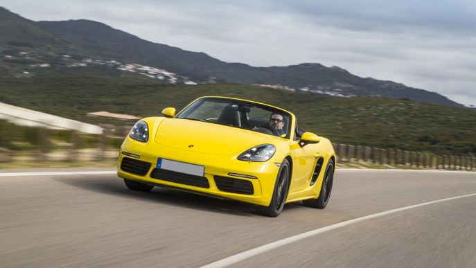 718 Boxster 2.0