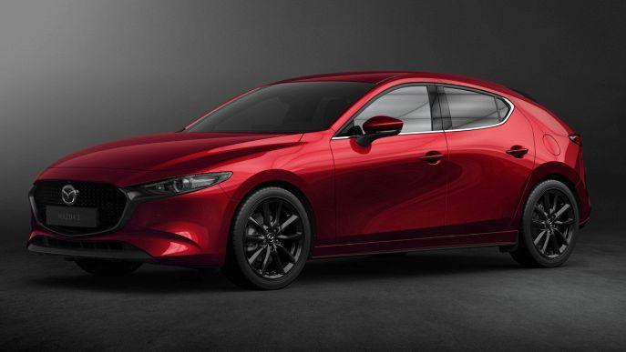 Mazda3 2.0L Skyactiv-X M-Hybrid Exclusive