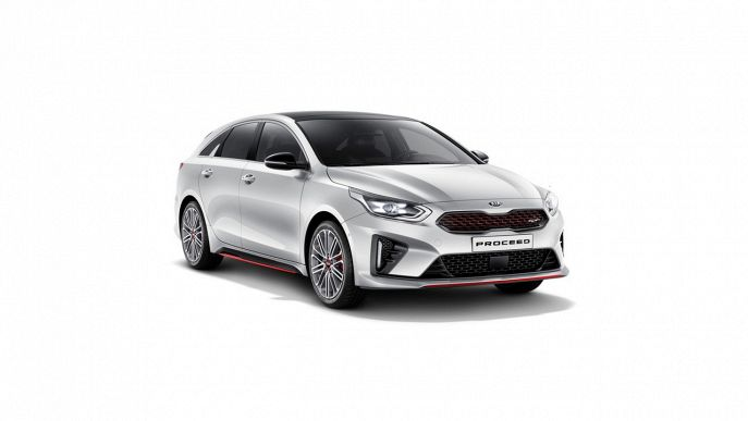 ProCeed 1.6 CRDI DCT GT Line