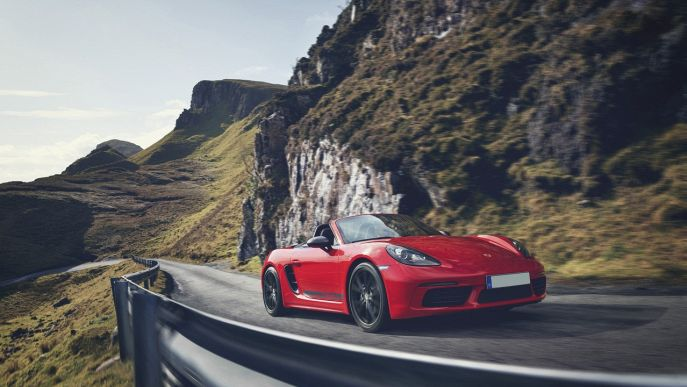 718 Boxster 2.0 T