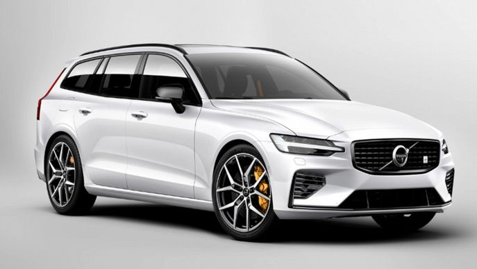 V60 T8 Twin Engine AWD Geartronic Polestar Engineered