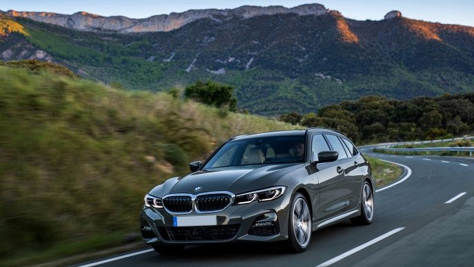 330e xDrive Touring Business Advantage