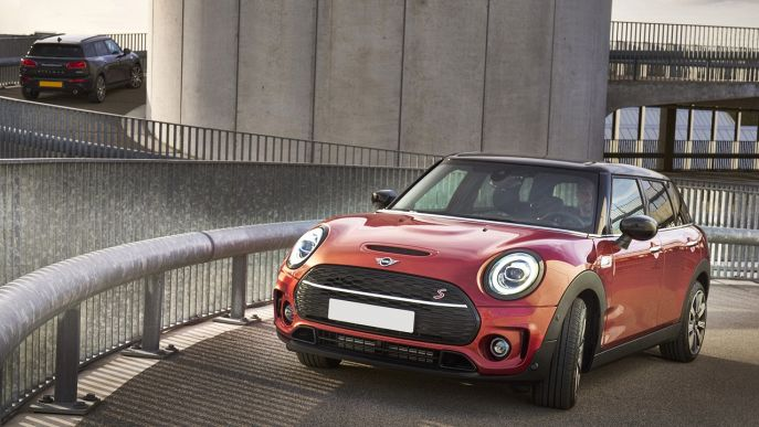 Mini 2.0 Cooper S Business Clubman