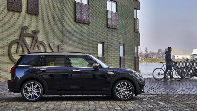 Mini 2.0 Cooper S Mayfair Edition Clubman