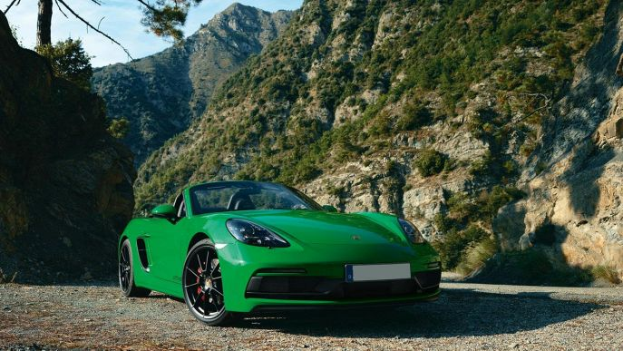718 Boxster 4.0 GTS