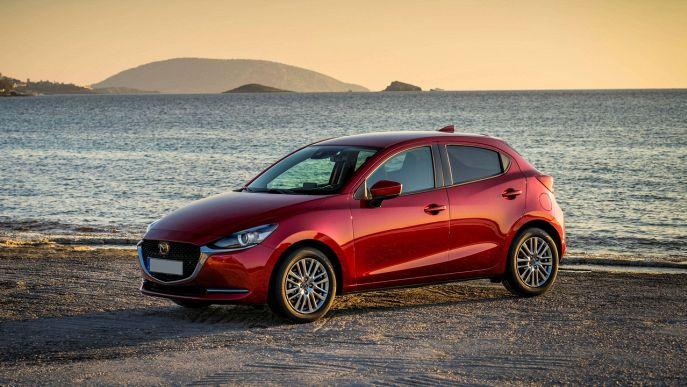Mazda2 1.5 90 CV Skyactiv-G M-Hybrid Evolve