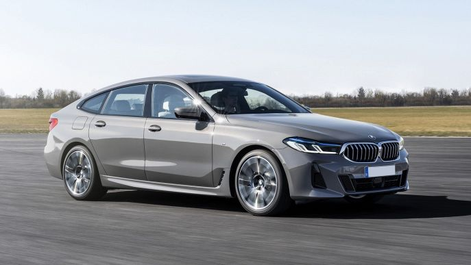 640d xDrive 48V Gran Turismo Luxury