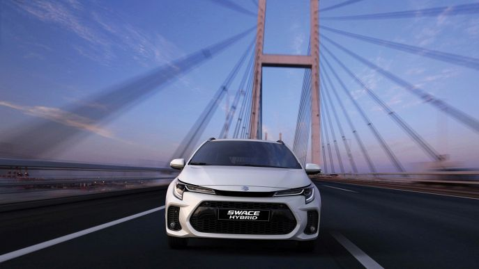 Swace 1.8 Hybrid E-CVT 2WD Cool