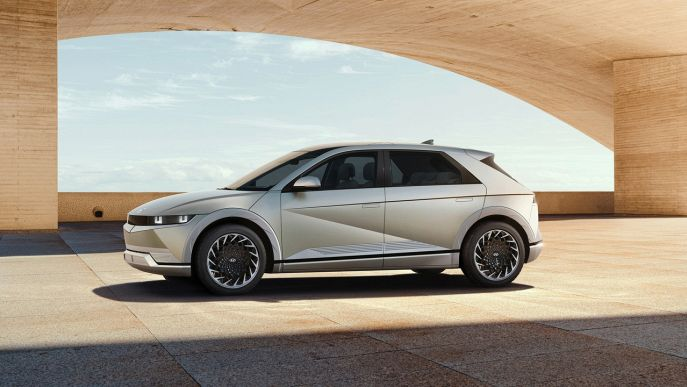 Ioniq 5 72,6 kWh AWD Launch Edition