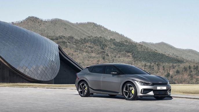 EV6 77,4 kWh AWD GT