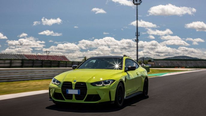 M4 Competition M xDrive