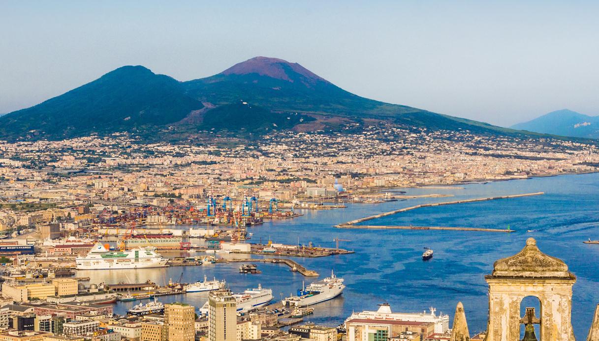 Meteo Napoli: previsioni per Oggi ➤ sabato 23 marzo