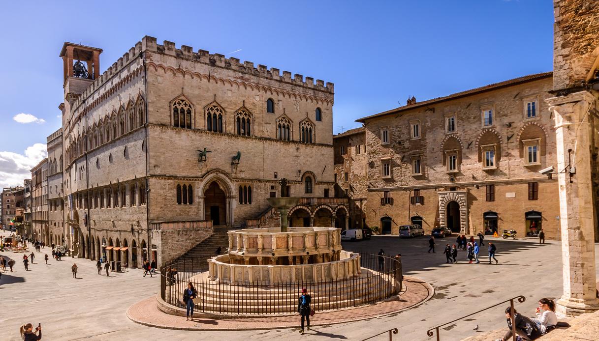 Meteo Perugia: previsioni per Oggi ➤ lunedi 3 agosto