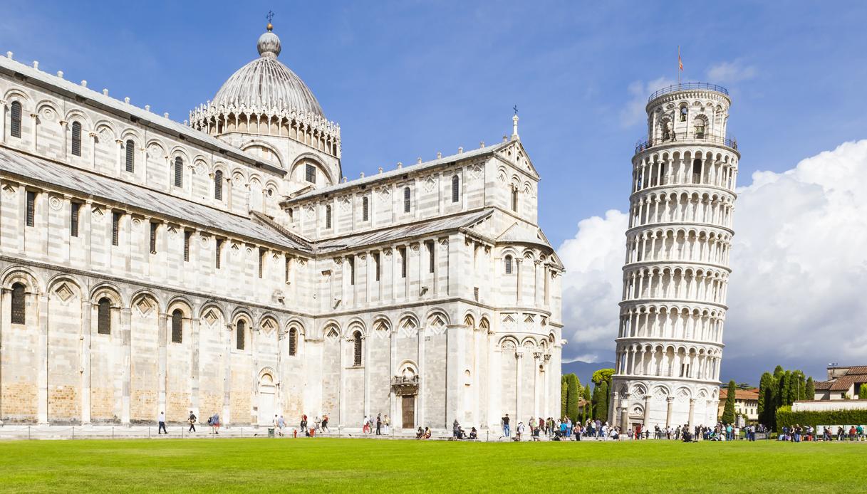 Meteo Pisa: previsioni per Oggi ➤ domenica 21 aprile