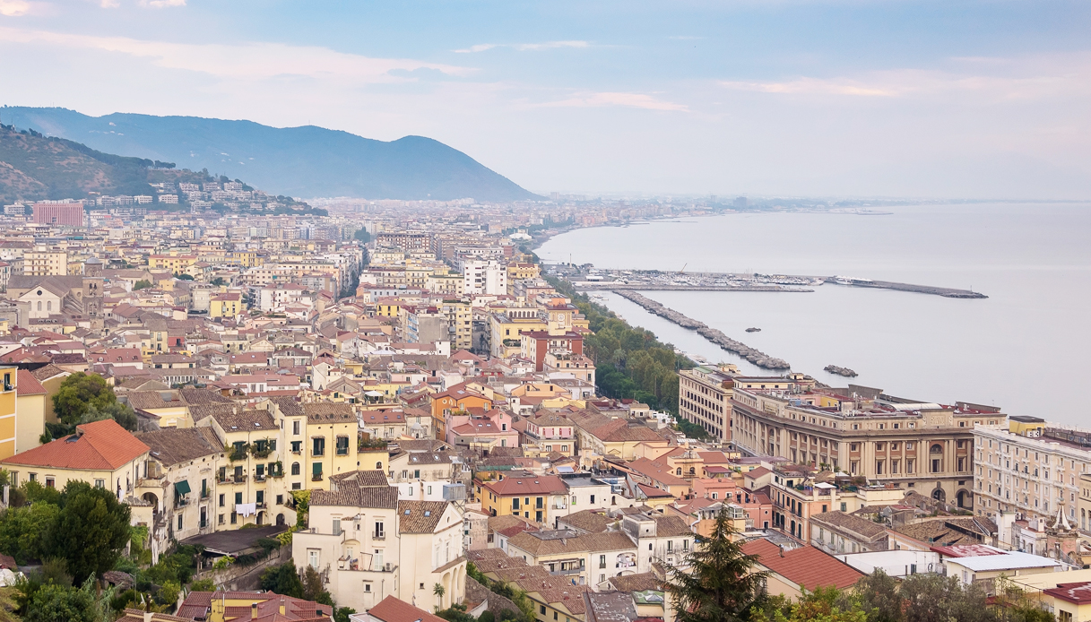 Meteo Salerno: previsioni per Oggi ➤ sabato 23 marzo