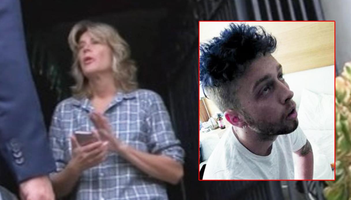 Carabiniere ucciso, intervista alla mamma di Finnegan Lee Elder ...