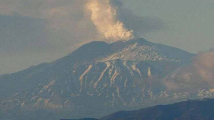 Etna, nuova fase eruttiva in corso$