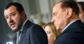 Salvini vede Berlusconi a Milano: il piano del leader della Lega
