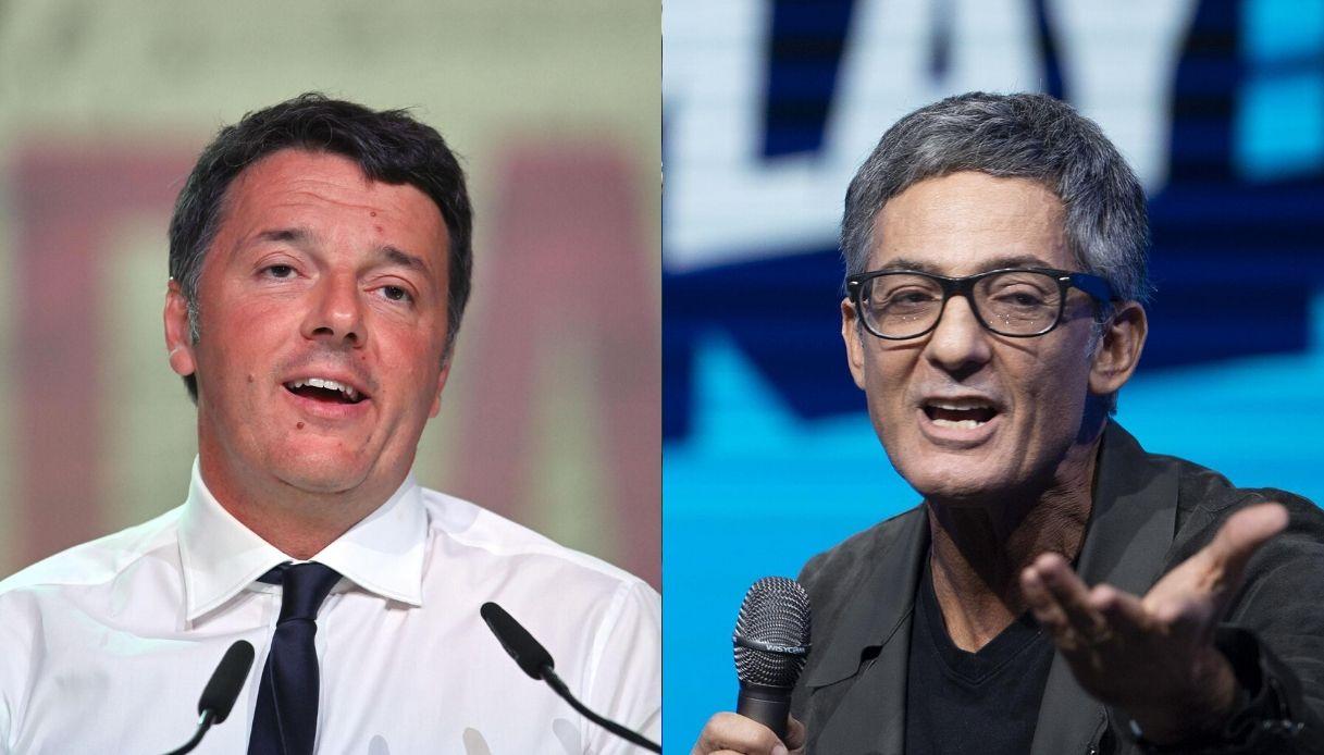 Risultati immagini per Renzi show a Viva Rai Play: Sono il Fiorello della politica