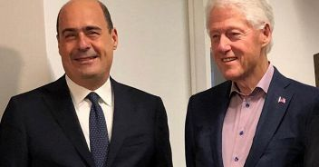 zingaretti-clinton-new-york