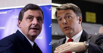Calenda, messaggio a Renzi: la proposta anti Lega, Pd e M5S