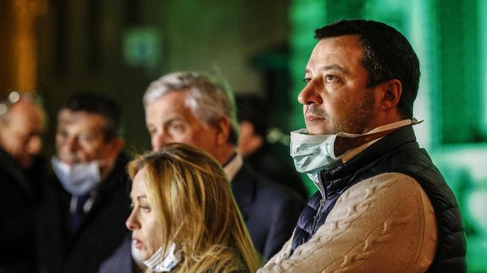 Conte domattina incontra Salvini, Tajani e Meloni