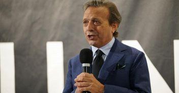 Conferenza stampa Torino città del cinema 2010 Chiambretti T