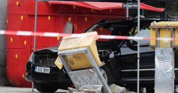 Germania: auto sulla folla  a Berlino, 7 feriti