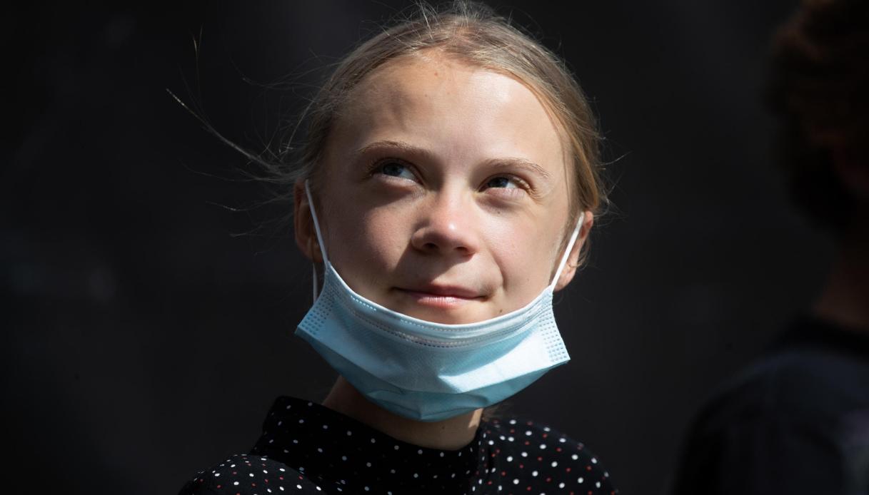 Auguri a Greta Thunberg: compie 18 anni ma non festeggia ...